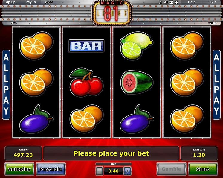 Bonus Automaten spielen - 844285