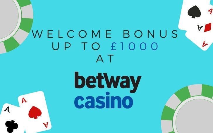 Bonus Betway - 172765
