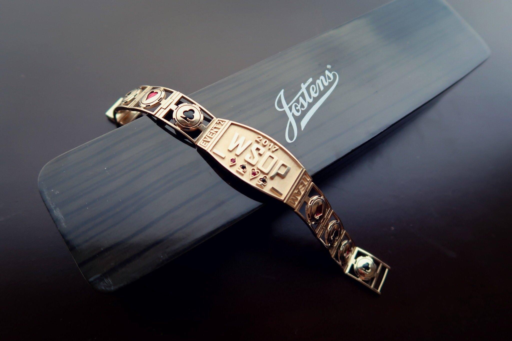 Bracelet WSOP Mummys - 767899