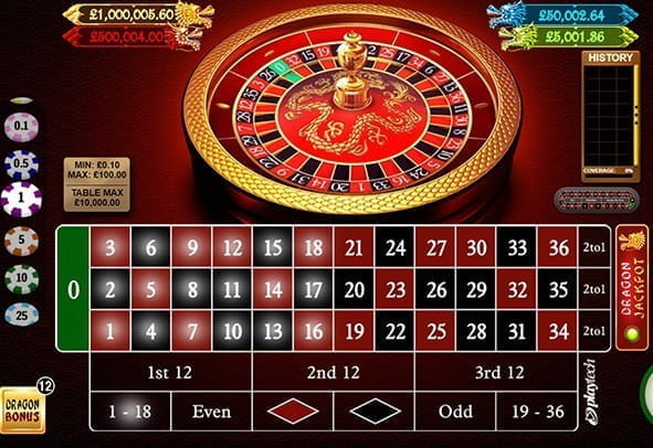 Roulette Satz - 797821