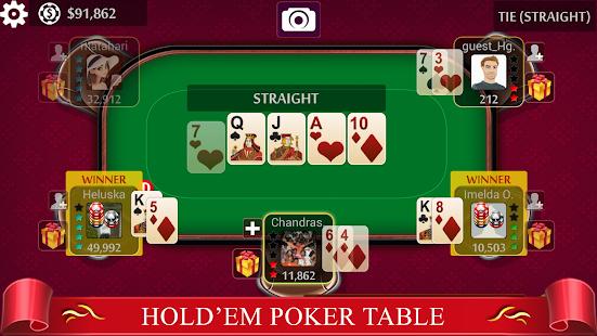 Free Texas Holdem - 355776