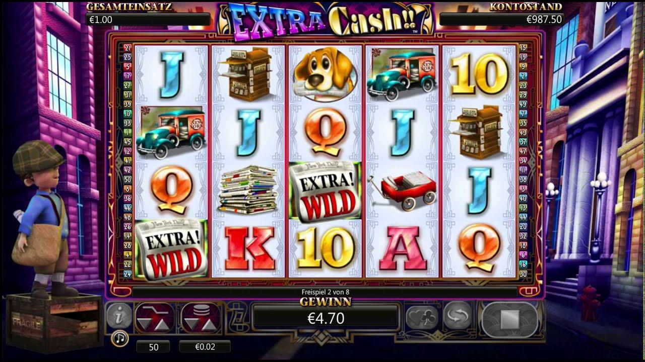 Cash Freispiele - 233800