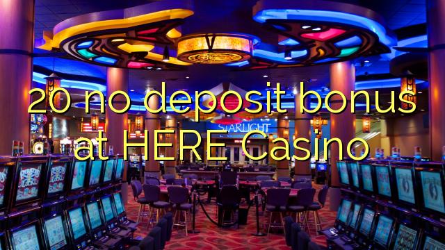 Casino 20 - 815564