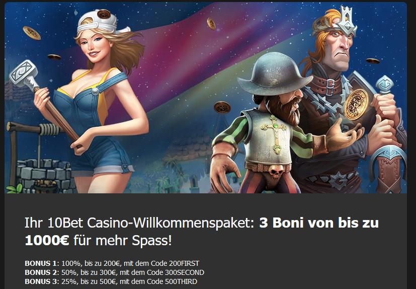 Casino Bonus Spiele - 610340