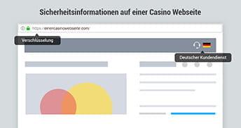 Casino mit Lastschrift - 782373