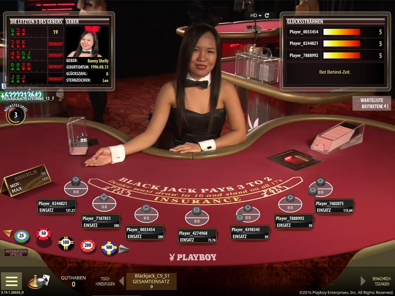 Casino Spiel - 219945