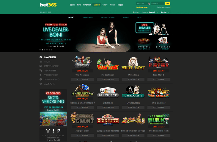 Casino Spiele online - 150148