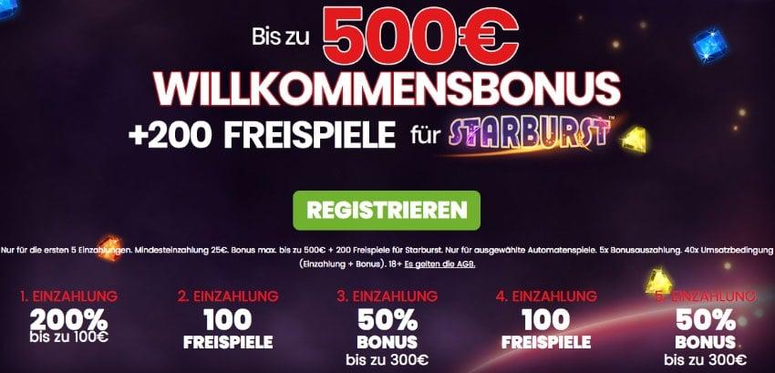 Casino Handy Bonus - 475545