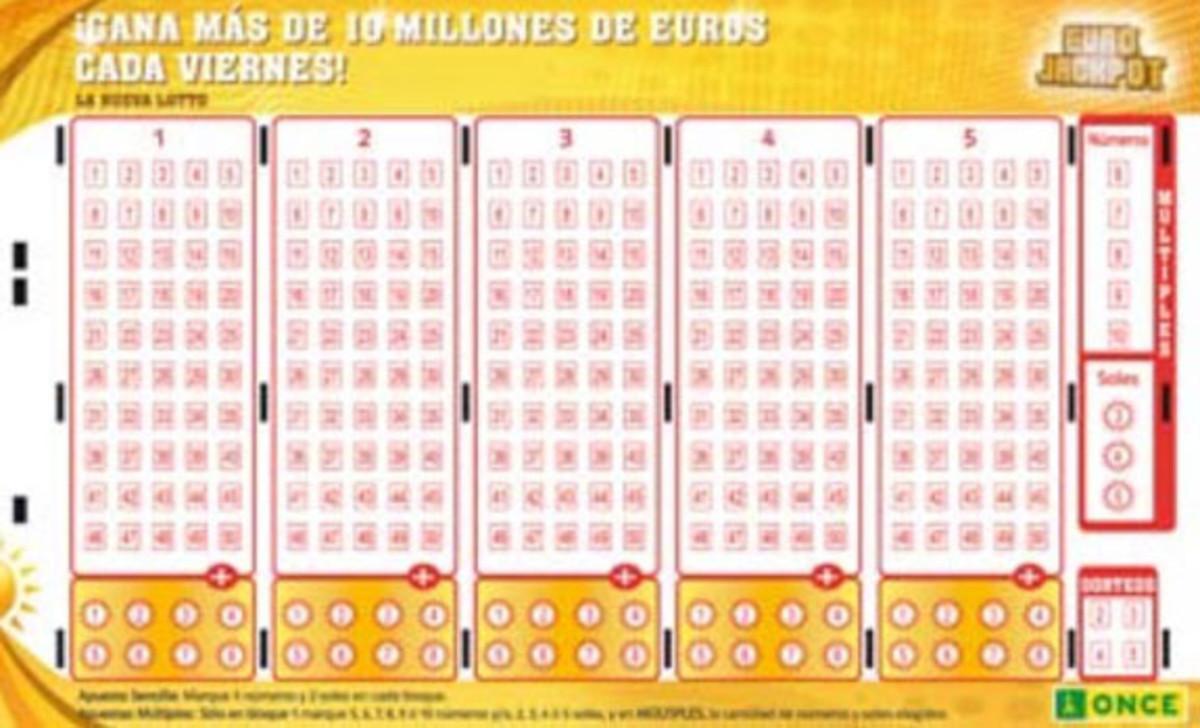 Eurojackpot Gewinner - 387579