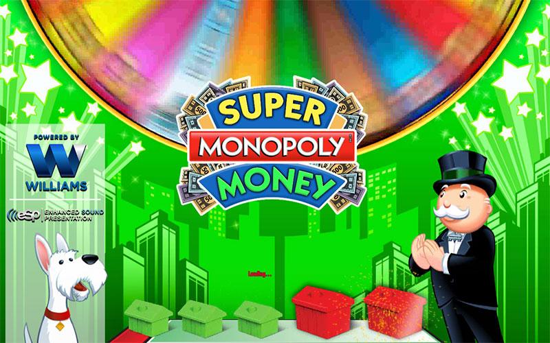 Monopoly Money Echtgeld - 389900