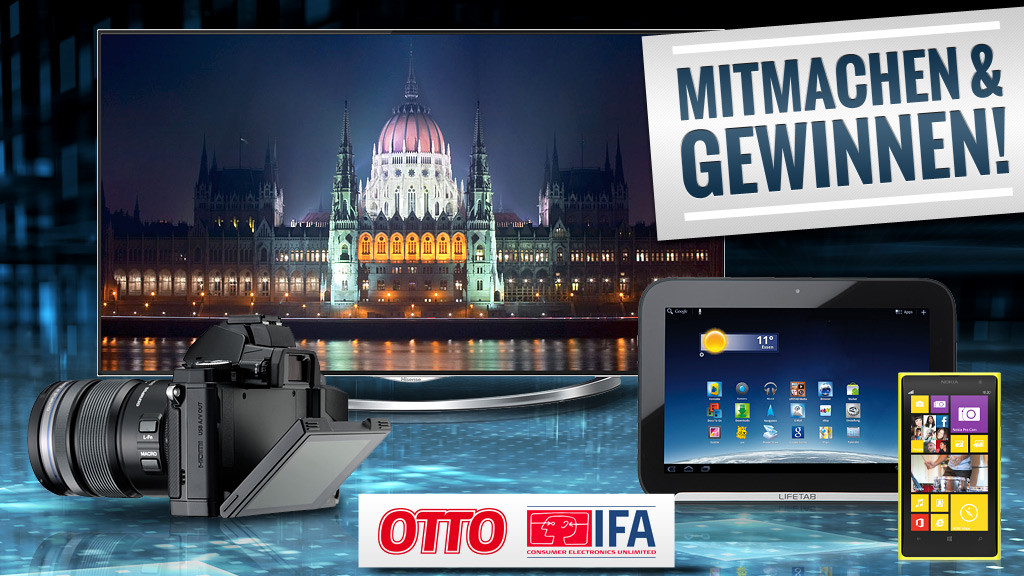 Gewinnspiel Technik Beliebtester - 215343