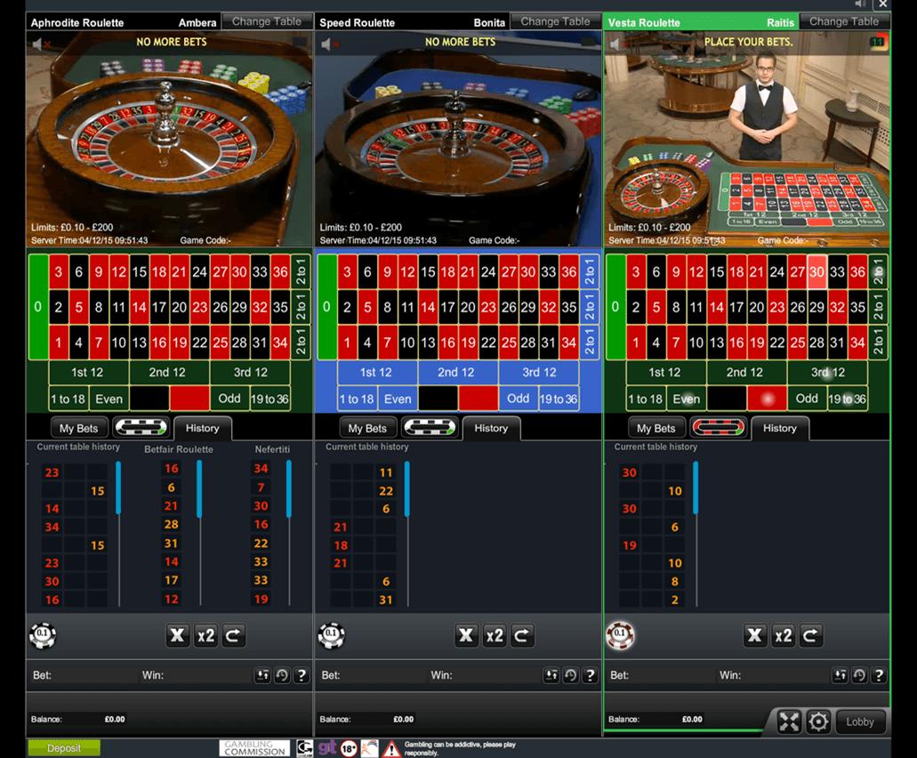 Roulette Simulator - 729695