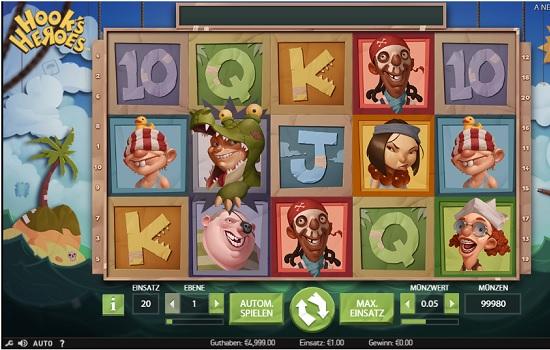 Spielautomat Münzen - 801559