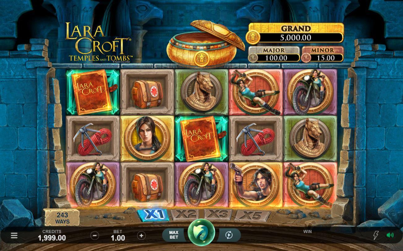 Lara Croft Temples - 238355