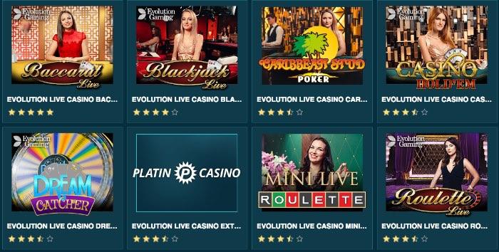 Live Casino - 754911