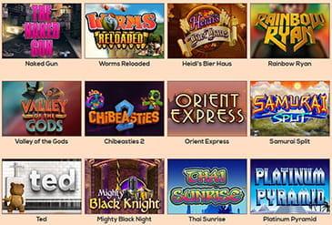 Cosmic Queens Spielautomaten - 893342