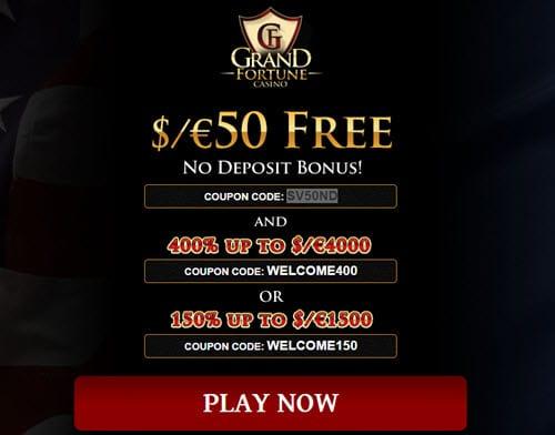 Grand Fortune Casino - 247548