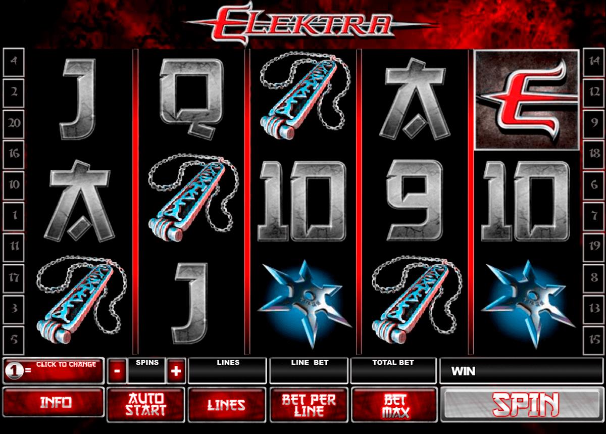 Klassische Spielautomaten - 71831