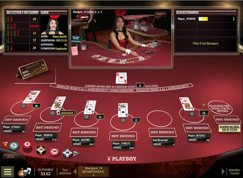 Online Casino Blackjack - 192920