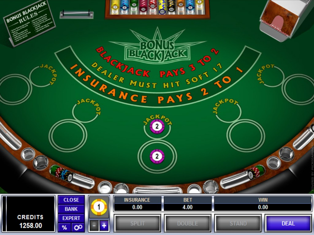 Perfect BlackJack - 531445