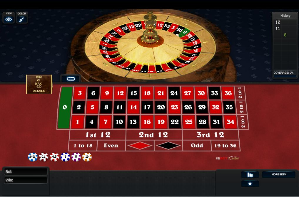 Roulette Kombinationen Million - 165949