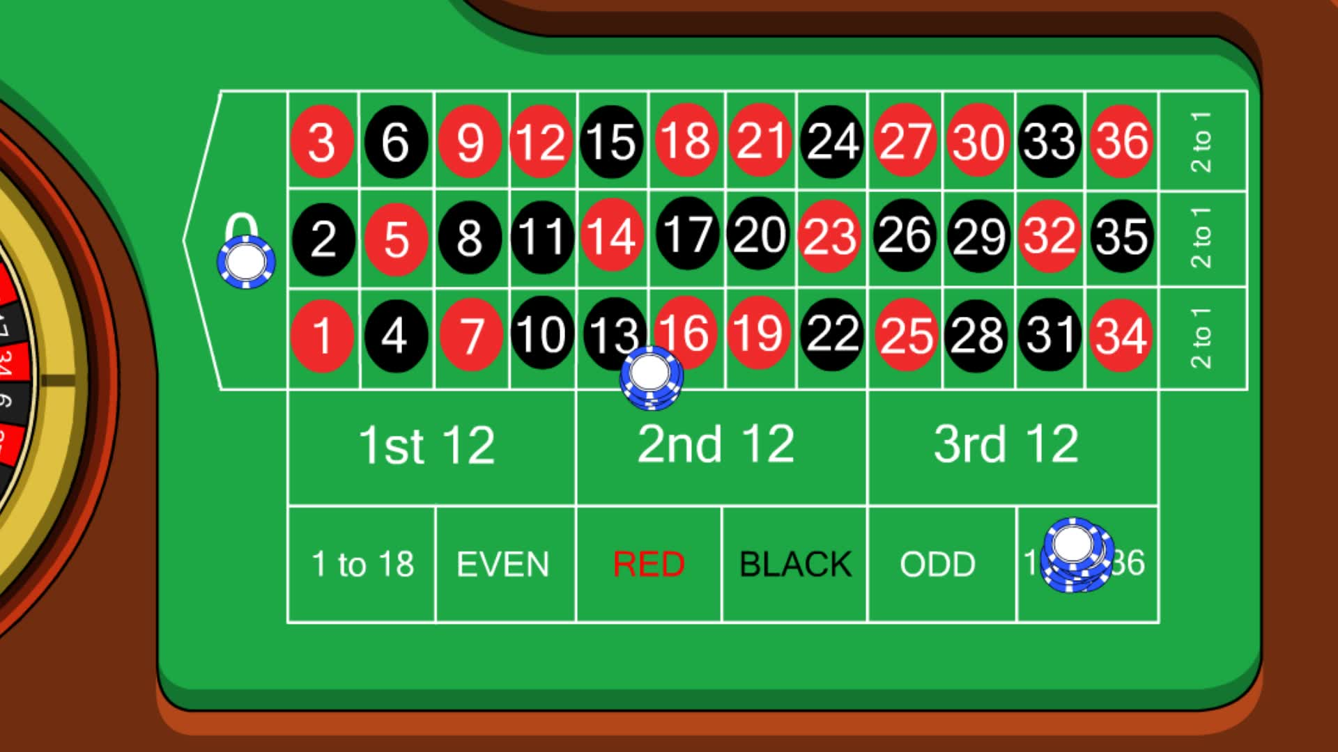 Roulette Kombinationen Million - 207401