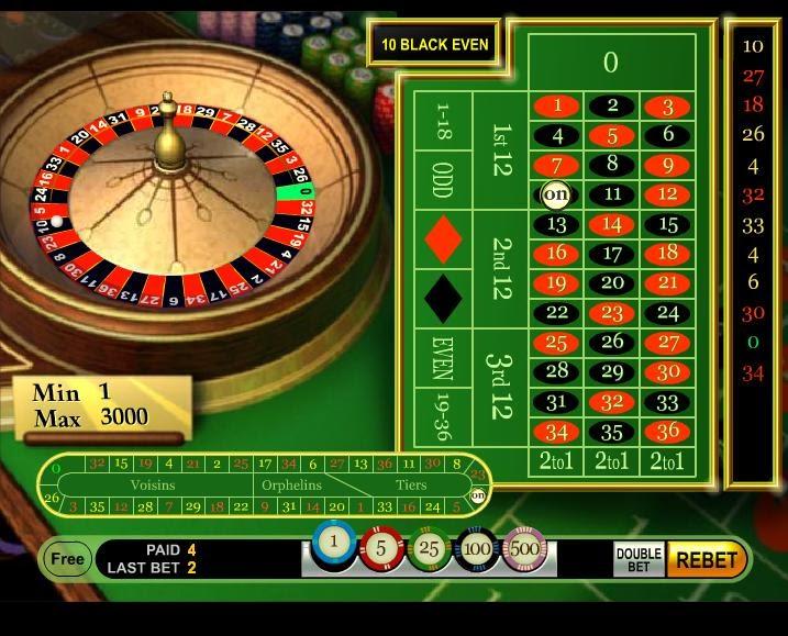 Roulette online - 476257