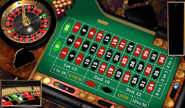 Roulette System Auswertungen - 14336