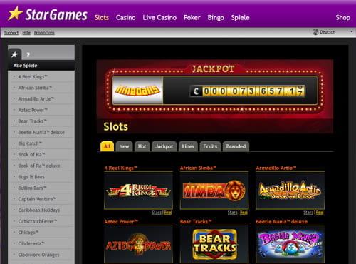 Slots Bonus spielen - 40466