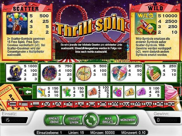 Spielautomat Münzen - 344993