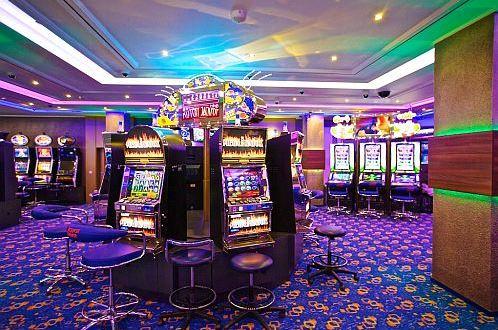Spielbank Automaten Frankreich - 217401