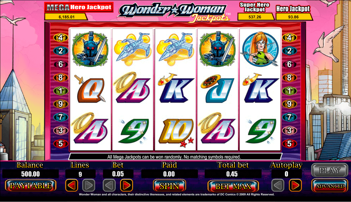 Tricks für Spielautomaten - 96524