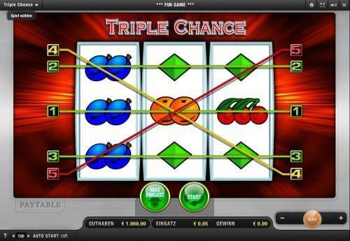 Triple Chance - 181999
